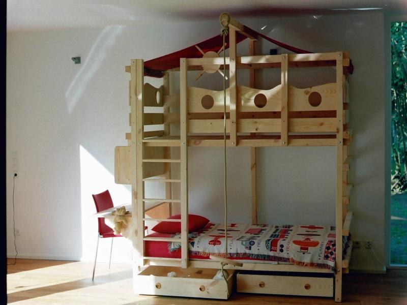 abenteuerbett. Black Bedroom Furniture Sets. Home Design Ideas