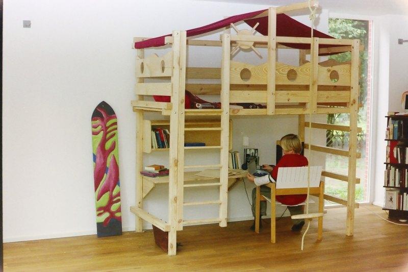 ideen für eine 2. ebene oder ein hochbett gesucht.., Schlafzimmer design
